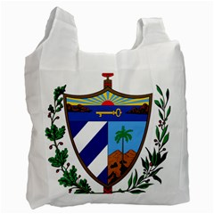 Coat of Arms of Cuba Recycle Bag (Two Side)