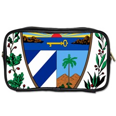 Coat of Arms of Cuba Toiletries Bags 2-Side