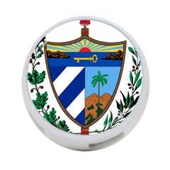 Coat of Arms of Cuba 4-Port USB Hub (Two Sides)