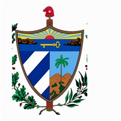 Coat of Arms of Cuba Small Garden Flag (Two Sides)