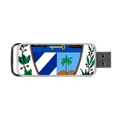 Coat of Arms of Cuba Portable USB Flash (One Side)