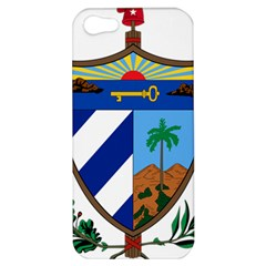 Coat of Arms of Cuba Apple iPhone 5 Hardshell Case