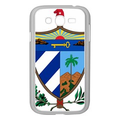 Coat of Arms of Cuba Samsung Galaxy Grand DUOS I9082 Case (White)