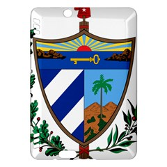Coat Of Arms Of Cuba Kindle Fire Hdx Hardshell Case