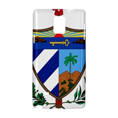 Coat of Arms of Cuba Samsung Galaxy Note 4 Hardshell Case