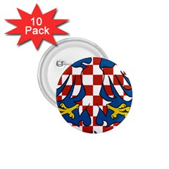 Moravia Coat of Arms  1.75  Buttons (10 pack)