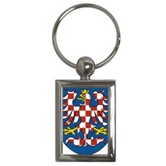Moravia Coat of Arms  Key Chains (Rectangle)