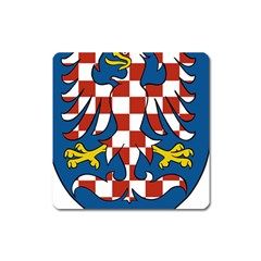 Moravia Coat of Arms  Square Magnet