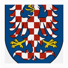 Moravia Coat of Arms  Medium Glasses Cloth (2-Side)