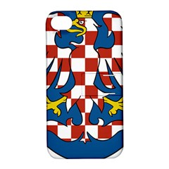 Moravia Coat of Arms  Apple iPhone 4/4S Hardshell Case with Stand