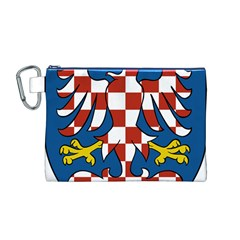 Moravia Coat of Arms  Canvas Cosmetic Bag (M)