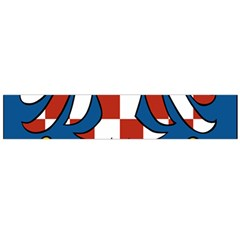 Moravia Coat of Arms  Flano Scarf (Large)