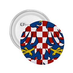 Moravia Coat of Arms  2.25  Buttons