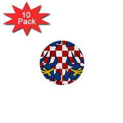 Moravia Coat of Arms  1  Mini Buttons (10 pack)