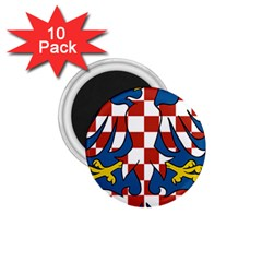 Moravia Coat of Arms  1.75  Magnets (10 pack)
