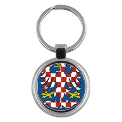Moravia Coat of Arms  Key Chains (Round)