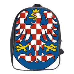 Moravia Coat of Arms  School Bags(Large)