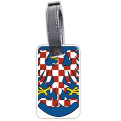 Moravia Coat of Arms  Luggage Tags (Two Sides)