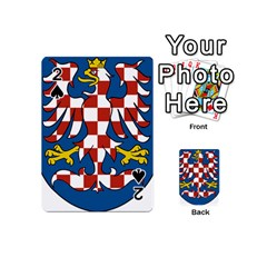Moravia Coat of Arms  Playing Cards 54 (Mini)