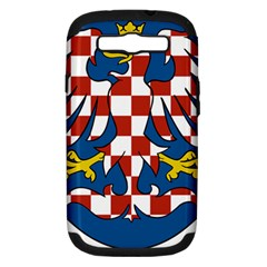 Moravia Coat of Arms  Samsung Galaxy S III Hardshell Case (PC+Silicone)