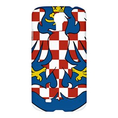Moravia Coat of Arms  Samsung Galaxy S4 I9500/I9505 Hardshell Case