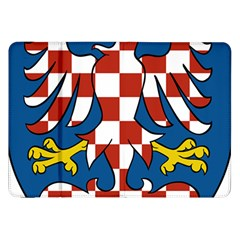 Moravia Coat of Arms  Samsung Galaxy Tab 8.9  P7300 Flip Case