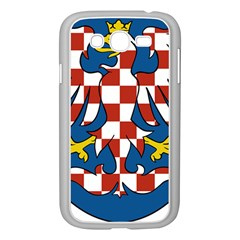 Moravia Coat of Arms  Samsung Galaxy Grand DUOS I9082 Case (White)