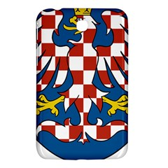 Moravia Coat of Arms  Samsung Galaxy Tab 3 (7 ) P3200 Hardshell Case