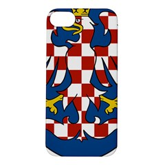 Moravia Coat of Arms  Apple iPhone 5S/ SE Hardshell Case
