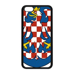 Moravia Coat of Arms  Apple iPhone 5C Seamless Case (Black)