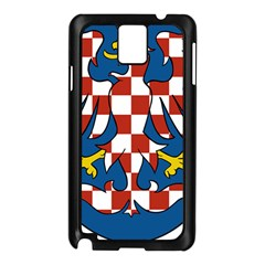 Moravia Coat of Arms  Samsung Galaxy Note 3 N9005 Case (Black)