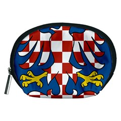 Moravia Coat of Arms  Accessory Pouches (Medium)