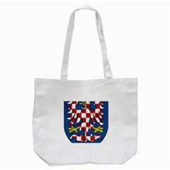 Moravia Coat of Arms  Tote Bag (White)