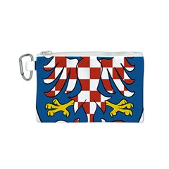 Moravia Coat of Arms  Canvas Cosmetic Bag (S)