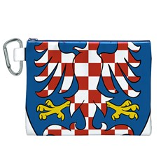 Moravia Coat of Arms  Canvas Cosmetic Bag (XL)