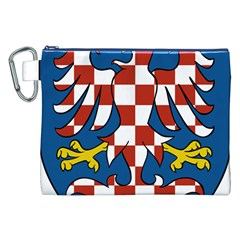 Moravia Coat of Arms  Canvas Cosmetic Bag (XXL)