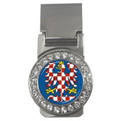 Flag of Moravia  Money Clips (CZ)