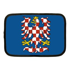 Flag of Moravia  Netbook Case (Medium)