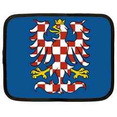 Flag of Moravia  Netbook Case (XL)