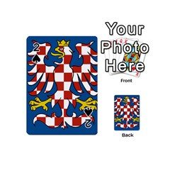 Flag of Moravia  Playing Cards 54 (Mini)
