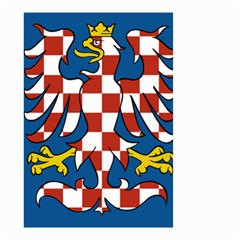 Flag of Moravia  Small Garden Flag (Two Sides)