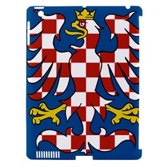 Flag of Moravia  Apple iPad 3/4 Hardshell Case (Compatible with Smart Cover)