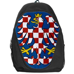 Flag of Moravia  Backpack Bag