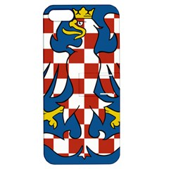 Flag of Moravia  Apple iPhone 5 Hardshell Case with Stand