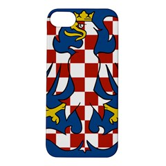 Flag of Moravia  Apple iPhone 5S/ SE Hardshell Case