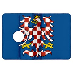 Flag of Moravia  Kindle Fire HDX Flip 360 Case