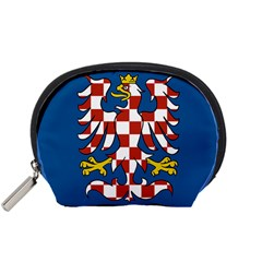 Flag of Moravia  Accessory Pouches (Small)