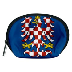 Flag of Moravia  Accessory Pouches (Medium)