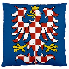 Flag of Moravia  Large Flano Cushion Case (One Side)