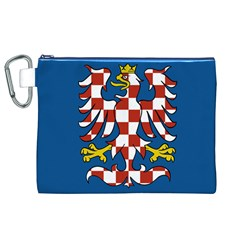 Flag of Moravia  Canvas Cosmetic Bag (XL)